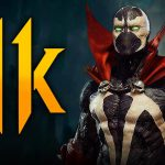 Mortal Kombat 11 with Spawn